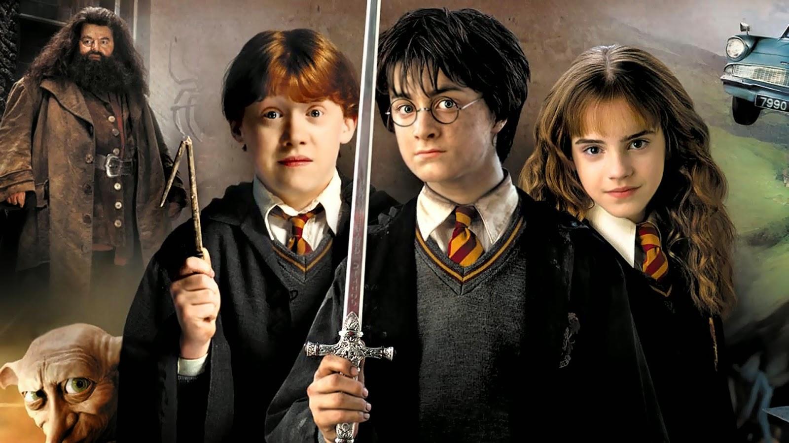 скачать бесплатно книгу Гарри Поттер и тайная комната