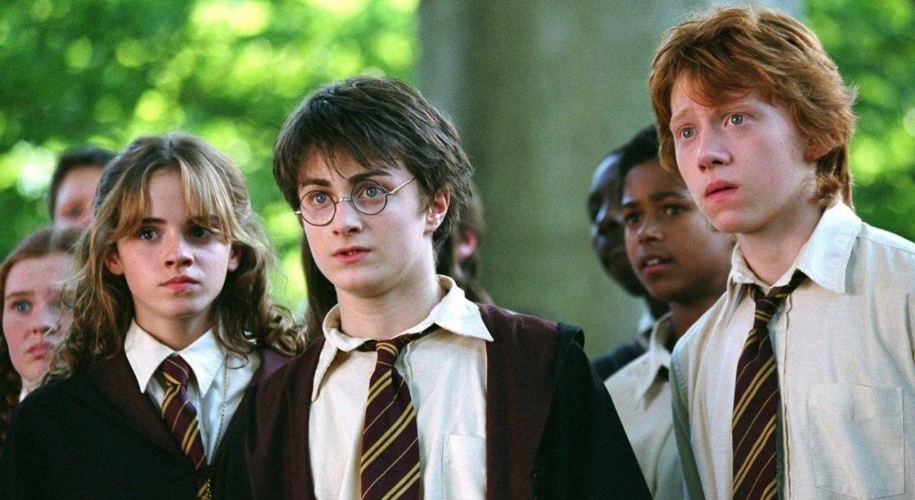 скачать бесплатно книгу Гарри Поттер и узник Азкабана